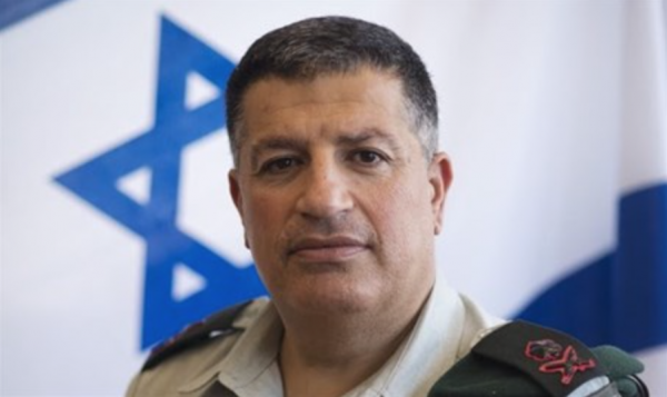 Major General Yoav Mordechai - Photo: IDF Spokesperson's Unit