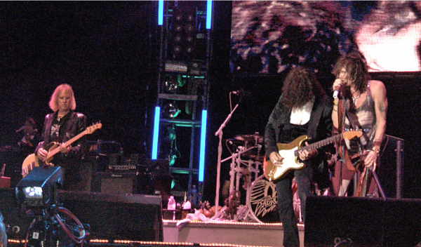 Aerosmith Live in Buenos Aires Elby 2007 - Photo: Wikimedia Commons