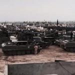 Hezbollah tanks & APCs -screenshot
