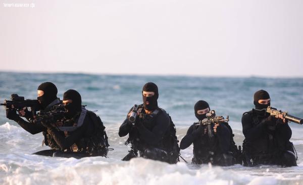 Israel's Special Forces naval unit - Photo courtesy: IDF Spokesperson's Unit