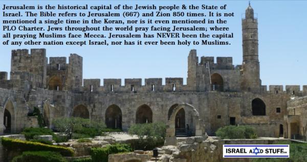Tower of David and courtyard in Jerusalem - Photo: IsraelandStuff/PP