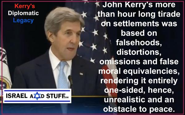 John Kerry's Diplomatic Legacy