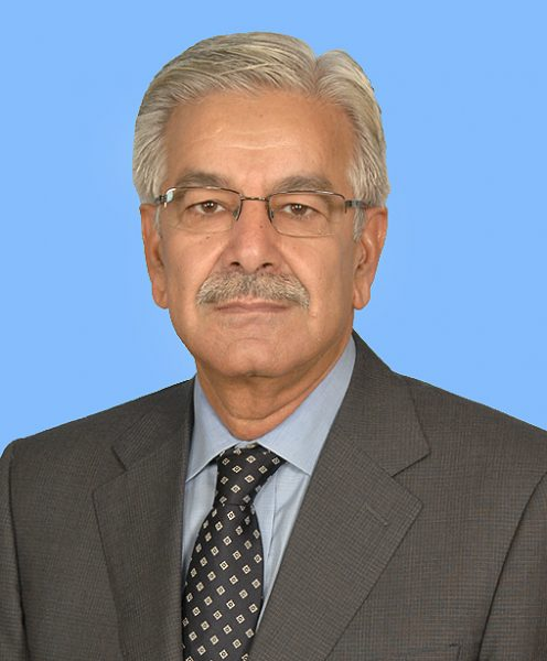 Pakistani Defense Minister Khawaja Asif - Photo: na.gov.pk