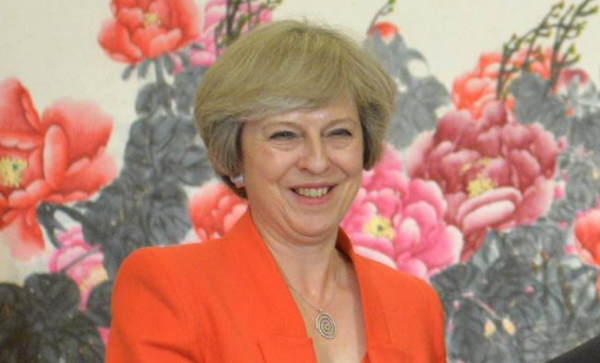 UK PM Theresa May at G20 summit in Hangzhou, China - Photo: Wikimedia Commons.