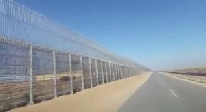 Israel and Stuff » Israel completes heightening Egyptian border
