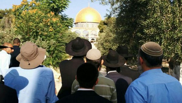 Jew Detector: Israel And Stuff » Jews Visit Temple Mount On Monday