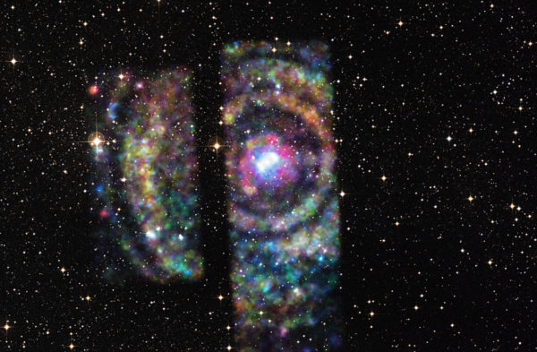 Israel and Stuff » Historic observation of Neutron star