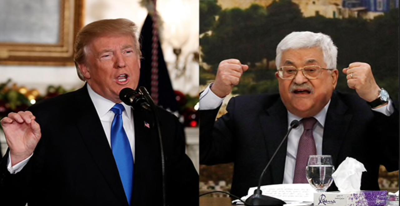 "Palestinians furious as US to list Passports births in ""Jerusalem, Israel"""