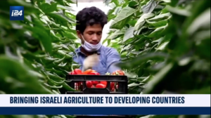 Israel and Stuff » WATCH: Israel brings its agricultural
